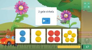 vorm en kleur spelomgeving