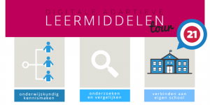 digitale adaptieve leermiddelen tour o21