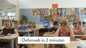 video oefenweb in 2 minuten